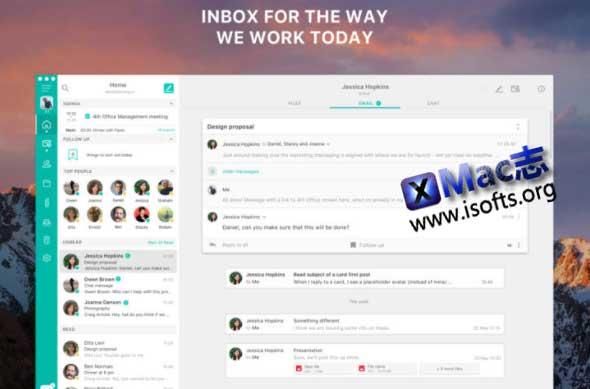 [Mac]安全高效的Gmail/Outlook邮件客户端 : 4th Office