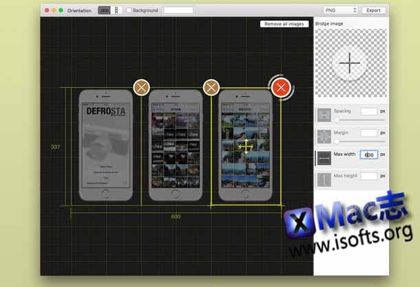 [Mac]图像拼接及导出工具 : Tunacan