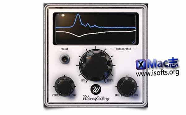 [Mac]音频插件 : Wavesfactory TrackSpacer