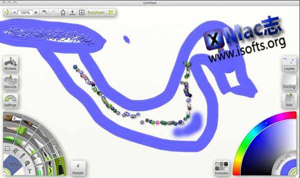 [Mac]新一代绘图软件 : Artrge