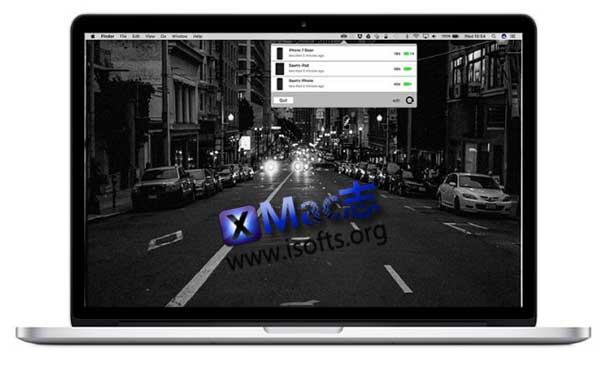 [Mac] iOS设备电量检查工具 : Charged?