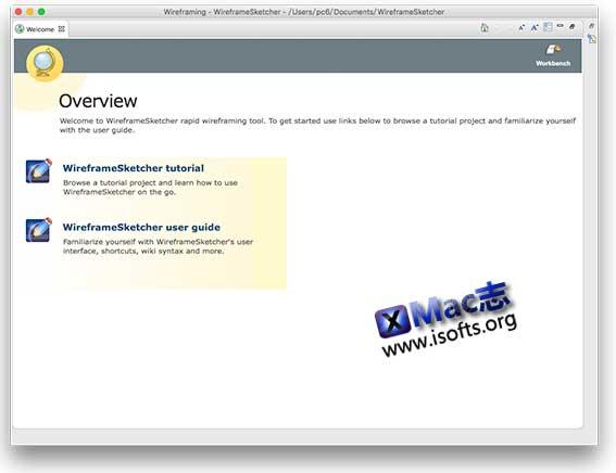 [Mac]基于eclipse软件制作的原型设计创建插件 : WireframeSketcher