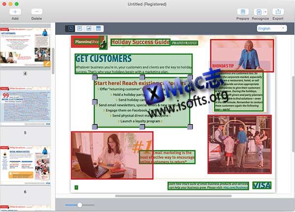 [Mac] OCR软件 : Cisdem OCRWizard