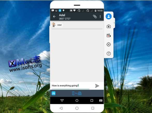 [Mac]将手机屏幕投影到电脑屏幕上 : ApowerMirror