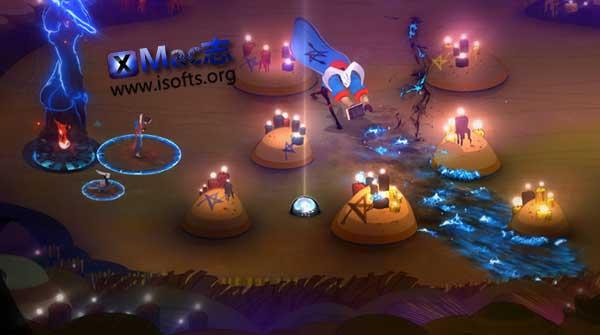 [Mac] Pyre(火堆) : 华丽的魔法世界RPG游戏