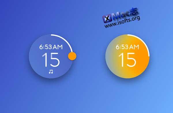 [Mac]简洁美观的定时器软件:Minutes