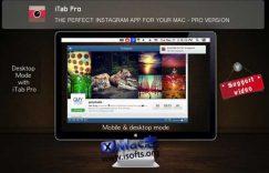 [Mac] Instagram客户端工具 : iTab Pro