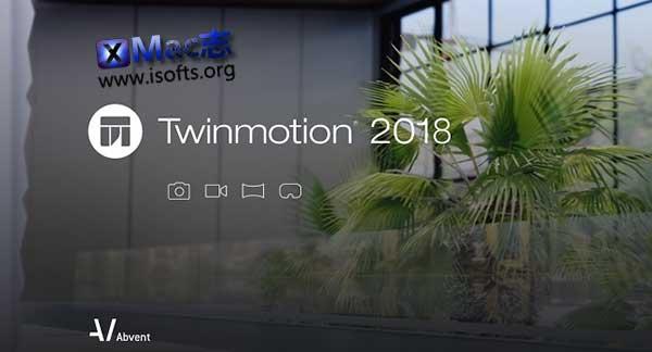 [Mac]三维可视化建筑动画软件 : Twinmotion