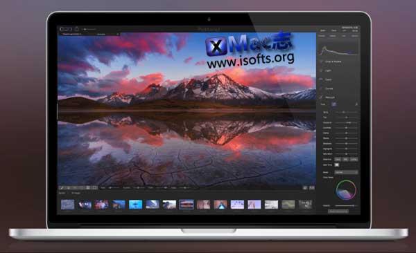 [Mac]专业的照片编辑处理工具 : Picktorial