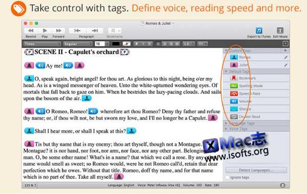 [Mac]文本转音频工具 : GhostReader Plus