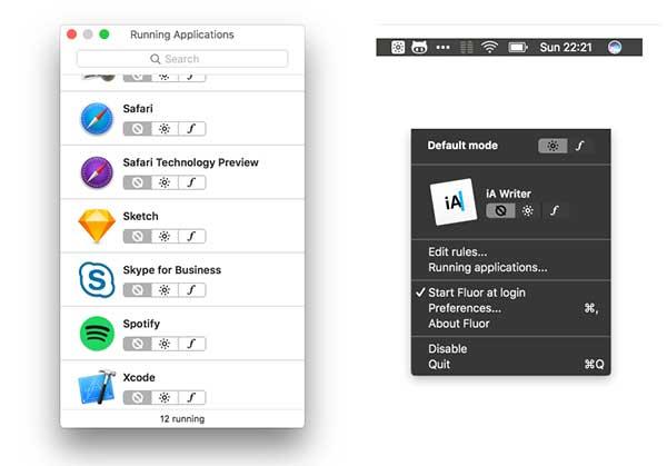[Mac]多方案F1~F12按键增强设置工具 : Fluor