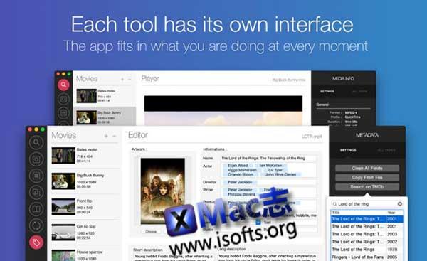 [Mac] m4v/Mp4视频处理工具 : VideoToolbox