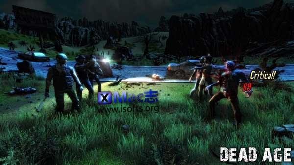 [Mac]丧尸纪元(Dead Age) : 角色扮演类RPG游戏