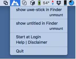[Mac]完美的ntfs读写解决方案 : Mounty for NTFS