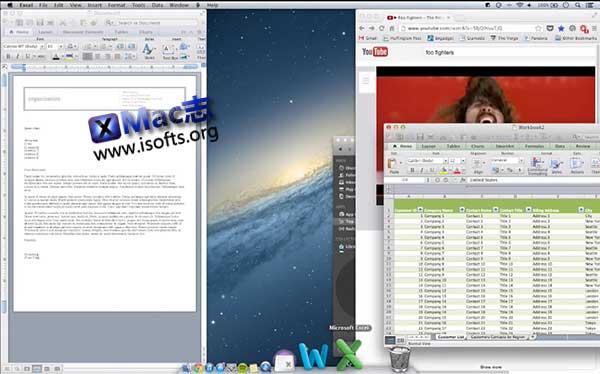 [Mac]窗口管理工具 : Sticker