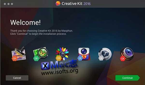 [Mac] Macphun专业图像处理套件 :  Macphun Creative Kit