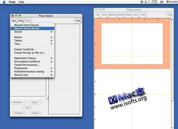 [Mac]语音分析/合成/控制软件 : Praat