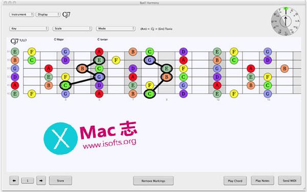[Mac]音乐学习练习工具 : Byell Harmony