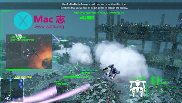[Mac]光轮计划(Project Nimbus) :机甲美少女动作射击游戏