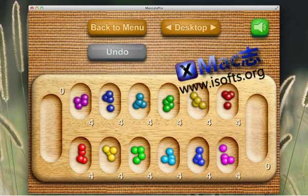 [Mac] Mancala : 古老的棋盘游戏