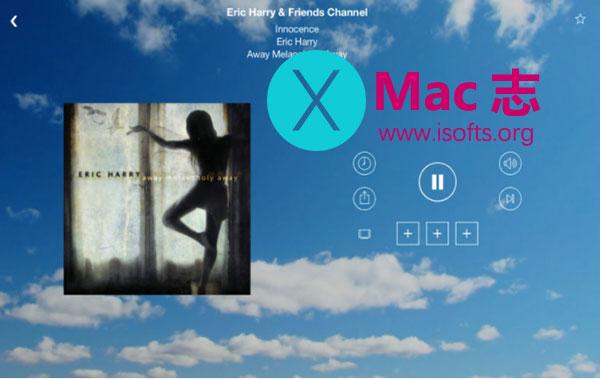 [Mac]放松型音乐的播放工具 : Calm Radio
