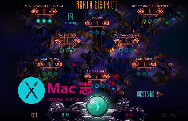 [Mac] Steamburg(蒸汽小镇) : 冒险解谜类游戏