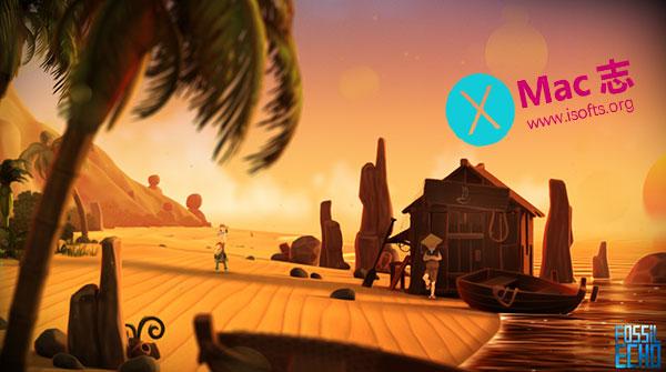 [Mac]化石回声(Fossil Echo) : 动作冒险游戏
