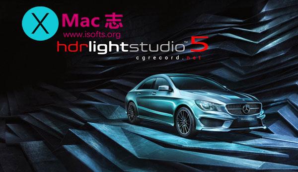 [Mac]三维渲染室内摄影棚灯光HDR环境软件 : Lightmap HDR Light Studio