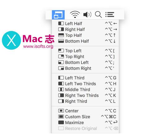 [Mac]增强型窗口管理工具 : Window Manager