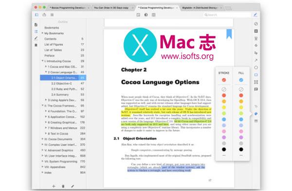 [Mac] PDF编辑软件 : PDFGuru Pro