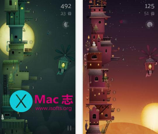[iPhone/iPad] Moonlight Express(月光快递) : 冒险解谜游戏