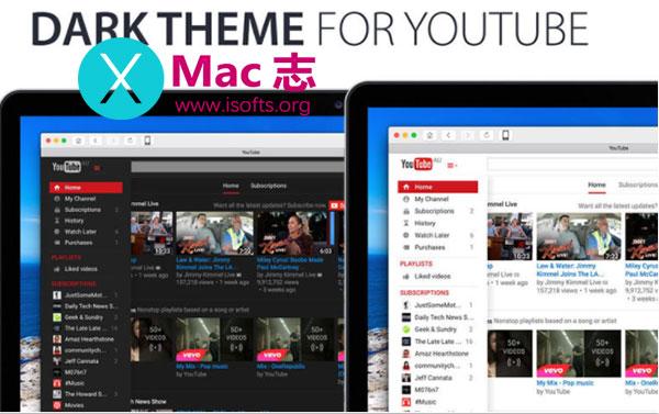 [Mac]第三方Youtube视频播放客户端 :Player for YouTube Pro