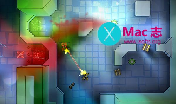 [iPhone/iPad]竞速冒险游戏 : Tile Rider