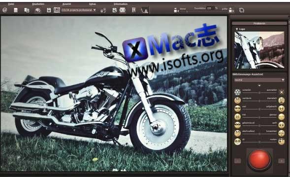 [Mac]照片编辑处理工具 : PhotoBuZZer