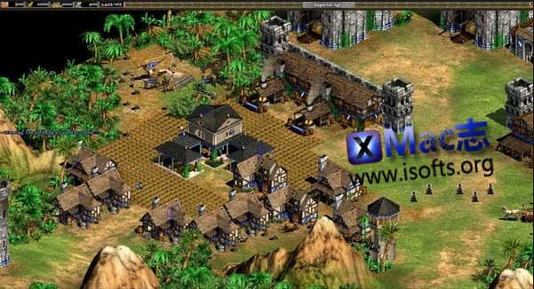 [Mac]帝国时代2(Age of Empire 2) : 即时战略游戏