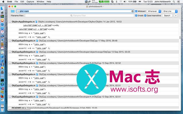 [Mac]文件快速查找工具 :SearchLight