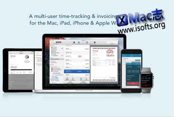 [Mac]发票票据创建管理工具 : Billings Pro