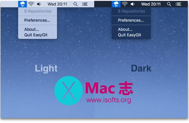 [Mac]在iCloud上托管你的代码 : EasyGit