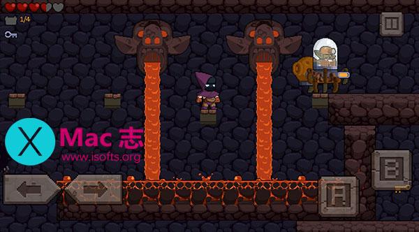 [iPhone/iPad]尤金冒险的故事Portal Walk :横版RPG冒险游戏