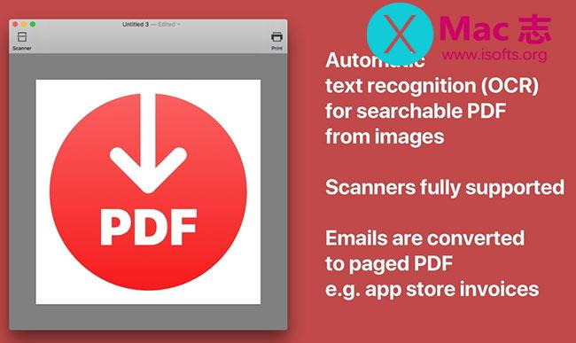 [Mac] PDF创建编辑工具 : PDFify