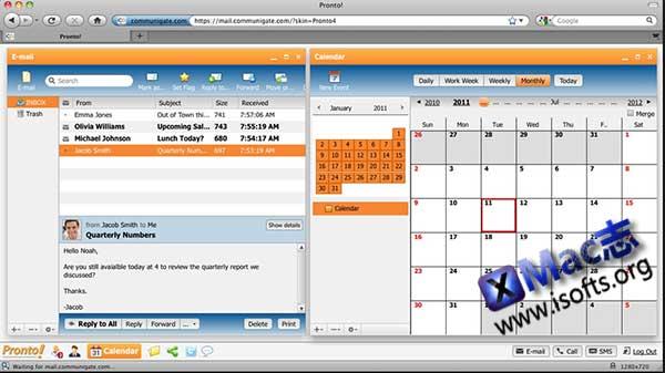 [Mac]功能全面的通信服务器软件 : CommuniGate Pro