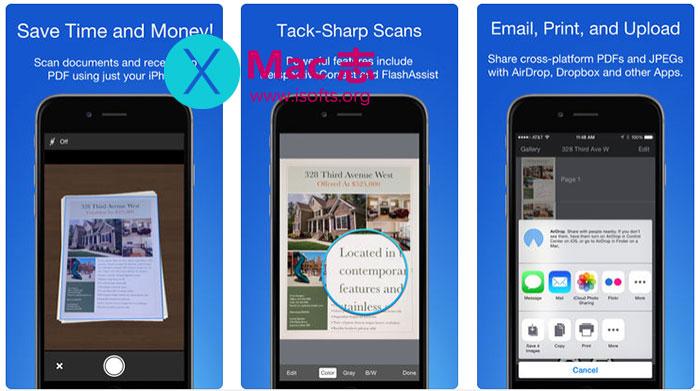 [iPhone/iPad]智能PDF文档扫描工具 : Smart PDF Scanner