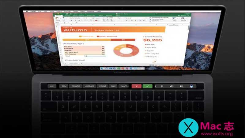 [Mac]Microsoft Office 2019 : 全新Mac平台办公软件套件