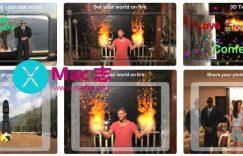 [iPhone/iPad]虚拟立体动画特效添加软件 :ARvid Augmented Reality 3D