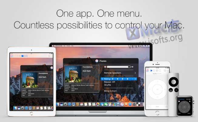 [Mac]远程控制软件 : Remote Buddy