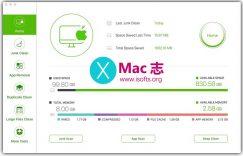 [Mac]系统清理优化及软件卸载工具 :iMac Cleaner