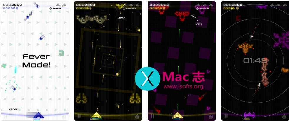 [iPhone/iPad]像素画风的飞机战斗游戏 :外星生存战(Life's Wars)