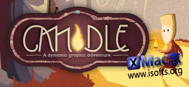 [Mac]蜡烛(Candle) : 冒险解谜游戏
