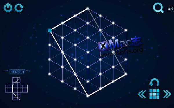 [Mac/iOS] Zasa : 立体几何空间解谜游戏