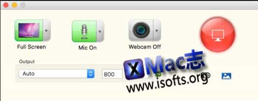 [Mac]屏幕录像软件 : NeoScreen Capture